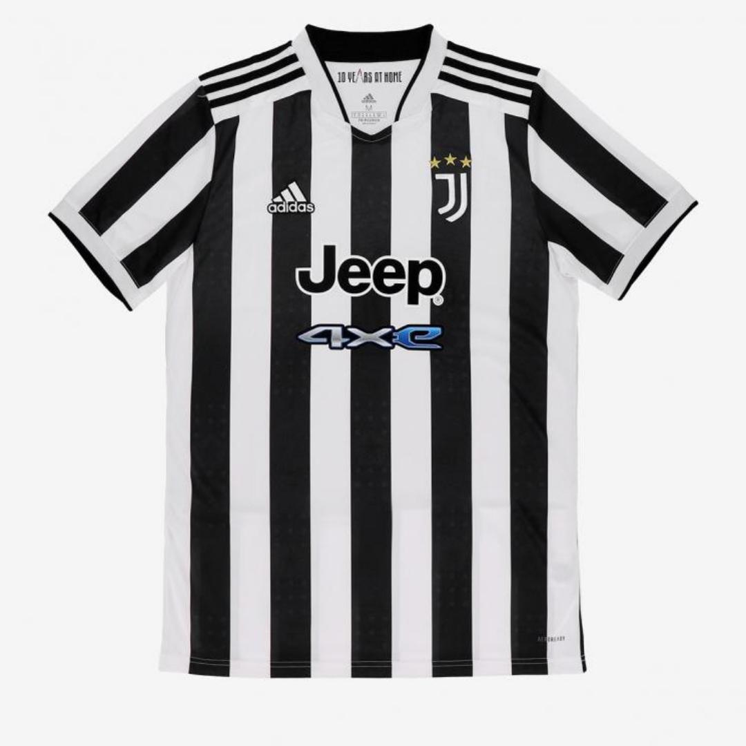 Quanto guadagna la Juventus dagli sponsor della maglia